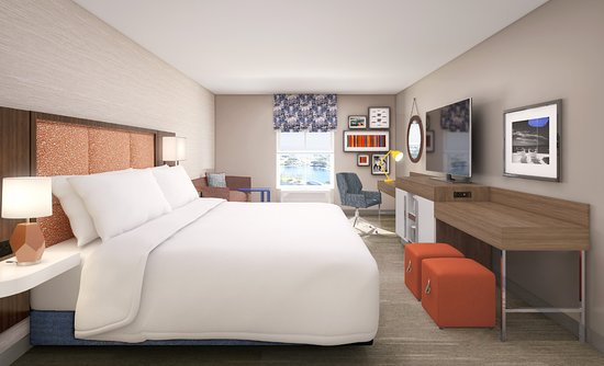 Hampton Inn & Suites Glenarden/Washington DC