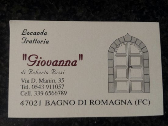 Locanda Giovanna : 20180305_163808_large.jpg