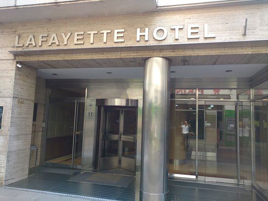 Lafayette Hotel صورة