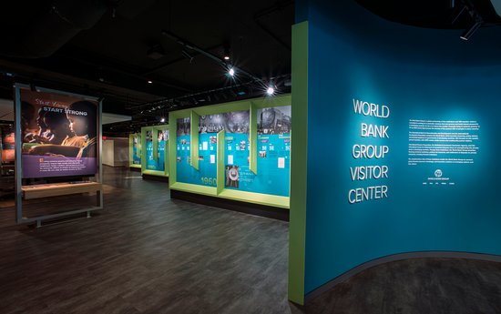 ‪World Bank Group Visitor Center‬