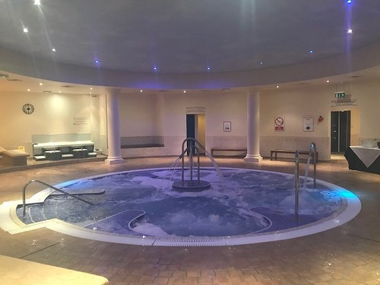 Whittlebury, UK: Spa