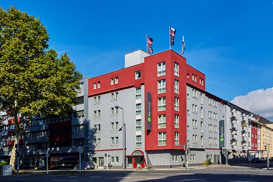 Worst night ever in Hotel - Review of H+ Hotel Mannheim