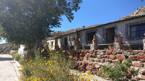 Campo Quijano, Argentina: Santa Rosa de Tastil