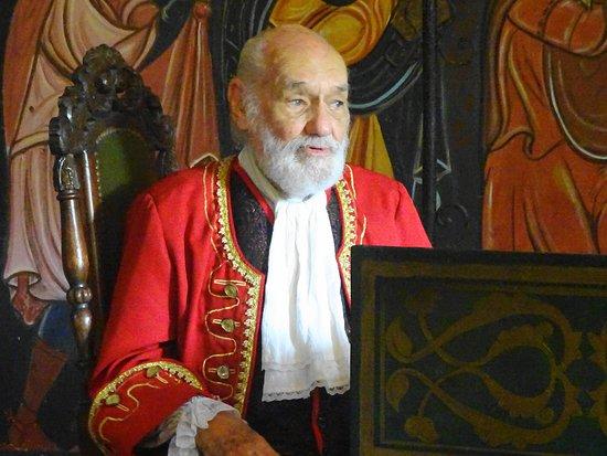 Capela Magdalena: Dr. Roberto de Regina