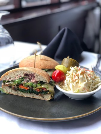 Angelo's 677 Prime: Try our 4-way lunch!
