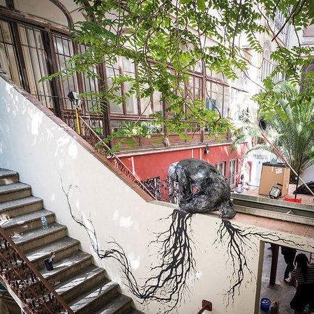 Terraza Exterior Esculta De Javier Arribas Art Y Jofre