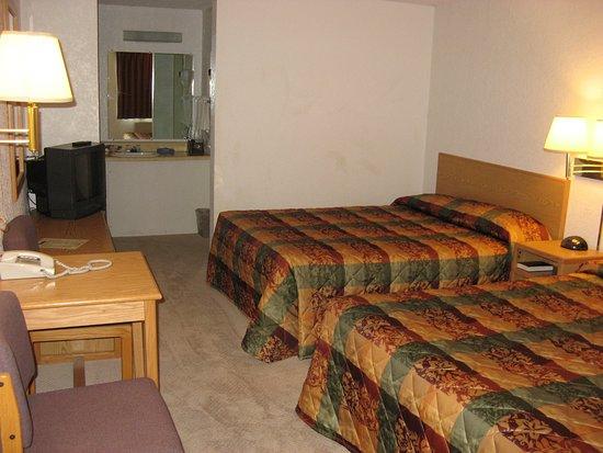 Happy Holiday Resort: Queen rooms