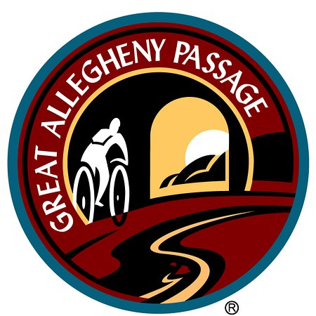 Cumberland, MD: Great Allegheny Passage (Trademarked Logo)