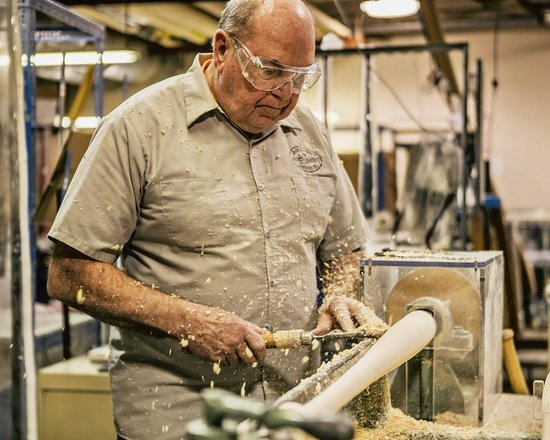 Louisville Slugger Museum & Factory: From the forest to the field, you'll follow the timber that's turned into hard hitting history.