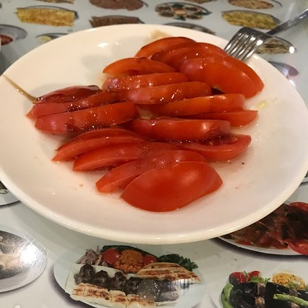 Izmir Province, Turkey: Enfesss yemekler!