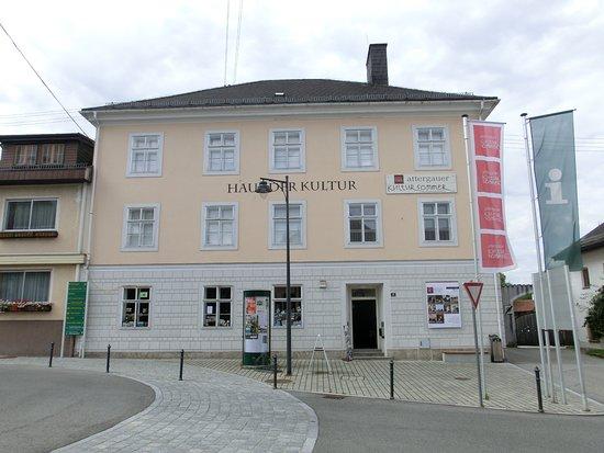 Sankt Georgen im Attergau, Austria: Haus der Kultur - Museum