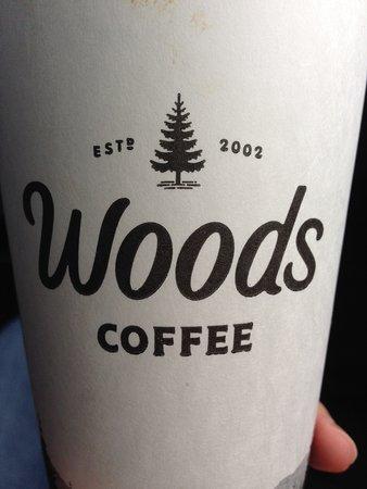 Blaine, Ουάσιγκτον: woods咖啡杯