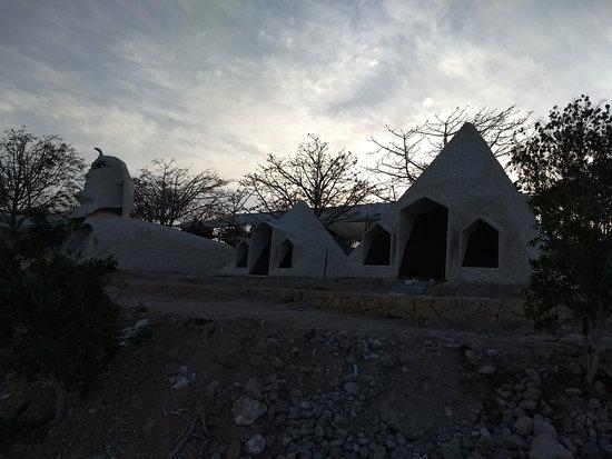 Kalia, Ισραήλ: Original buildings...