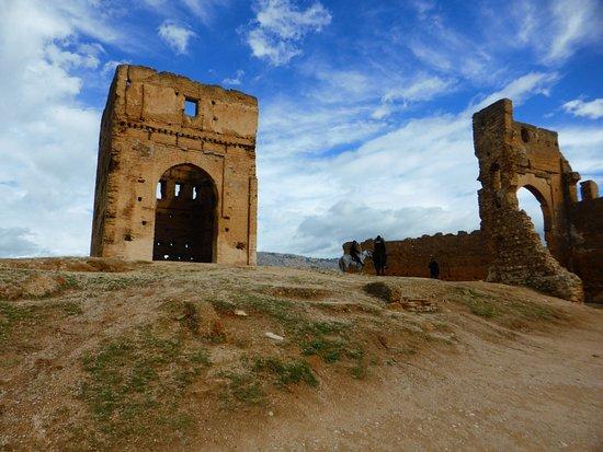 Tombe dei Merenidi : Les Mérénides