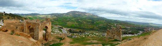 Tombe dei Merenidi : Vue Panoramique
