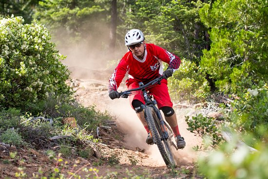Running Y Ranch Resort : Biking Spence Mountain