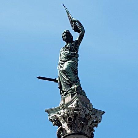 Montevideo, Uruguay: Plaza de Cagancha