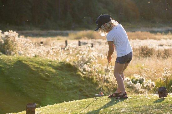 Running Y Ranch Resort: Mini Golf offered seasonally
