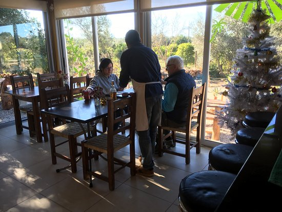 Rancho Belchior: restaurant