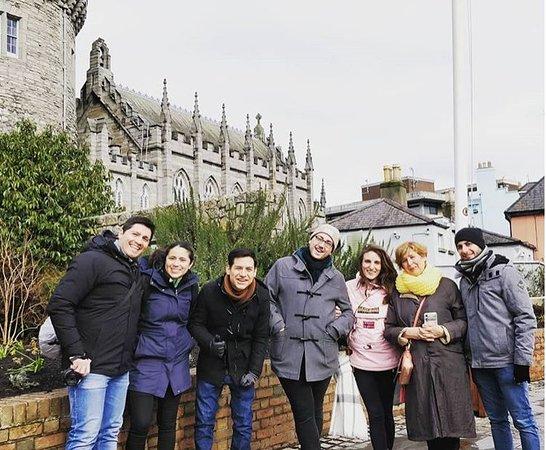 Dublin Free Walking Tour Spire