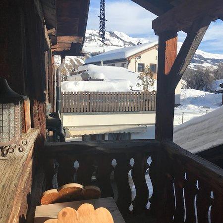 Tarasp, Sveits: Schlosshotel Chaste