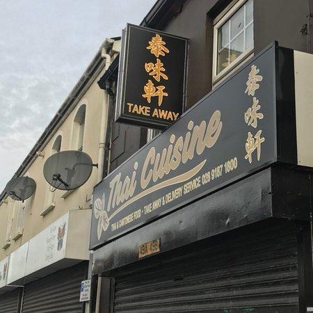 Comber Chinese Restaurants