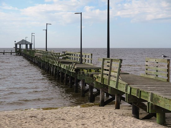 Biloxi Lighthouse Pier Collapsed Picture Of Biloxi Lighthouse Pier Tripadvisor