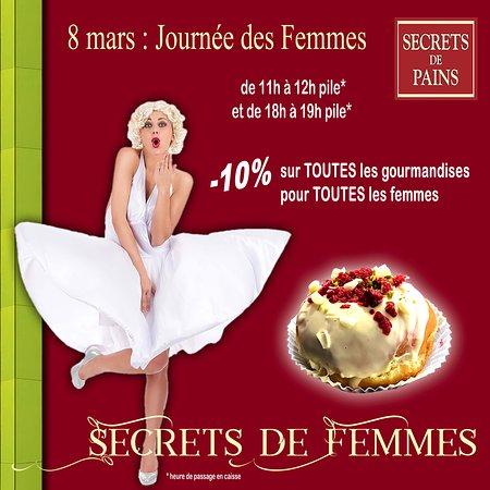 Avon, France : Venez Honorer la Journée de la Femme