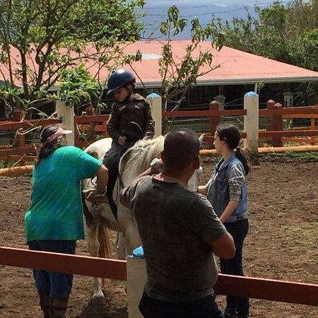 Clases de equitación en Rancho San Rafael excelente una excelente opción para niños y jóvenes