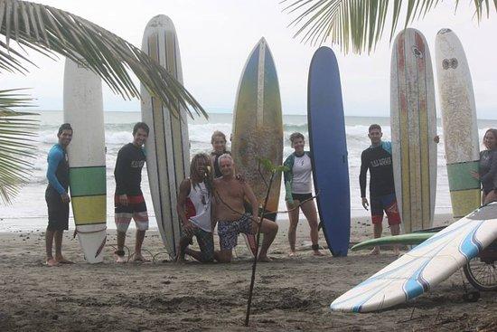 Bob Marley Surf School