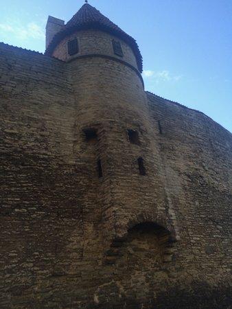 Tallinn City Tour : стена города