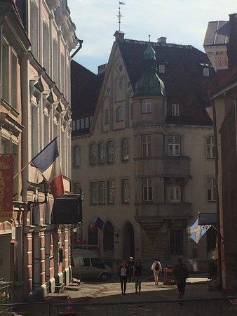Tallinn City Tour : романтичный город