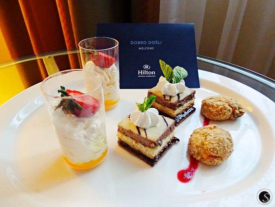 Hilton Imperial Dubrovnik: Boas vindas!