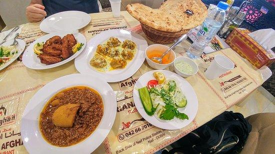 Afghan Ariana Restaurant