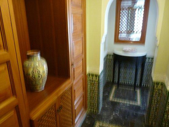 Palais Faraj Suites & Spa : entrée chambre