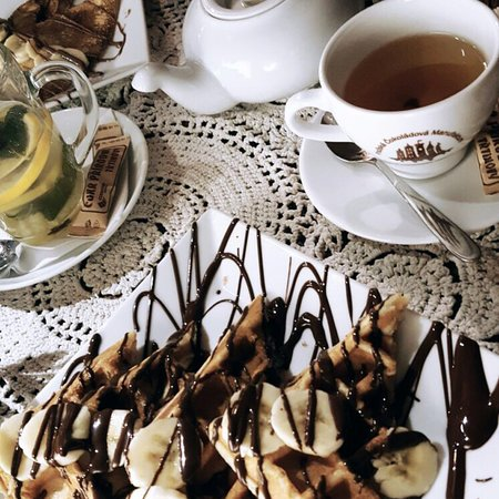 Prazska Cokoladova Manufaktura: Breakfast 👍🏽
