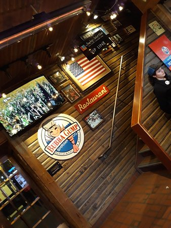 Dan 39 s shrimp bubba gump shrimp co for 1501 broadway 12th floor new york ny 10036