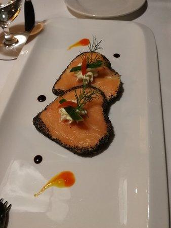 Unterhaching, Alemania: Ottima cucina ottimo servizio! OTTIMA combinazione tra occhio e palato!