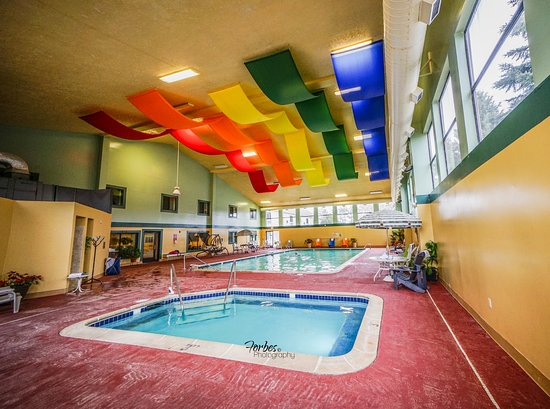 Kalkaska, MI: Fun for the entire family featuring water aerobic classes and adult only hours