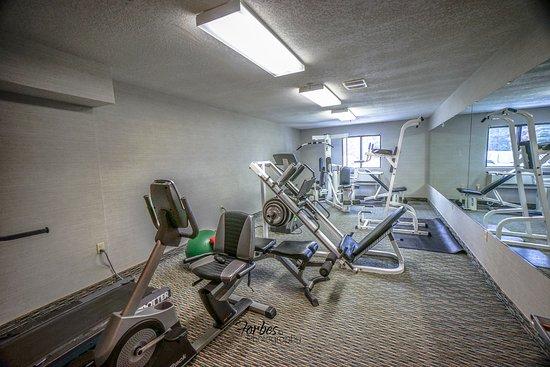 Kalkaska, MI: Fitness facility