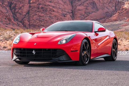Royalty Exotic Cars Dean Martin Showroom 2016 Ferrari F12 Berlinetta