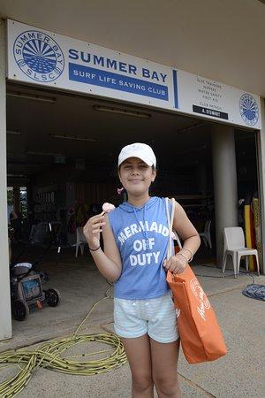 Palm Beach: Alfs bait shop by jetty
