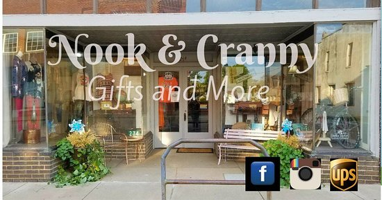 Nook & Cranny Gifts and More
