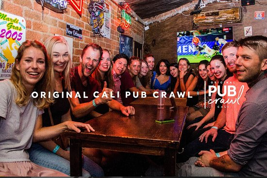 Original Cali Pub Crawl