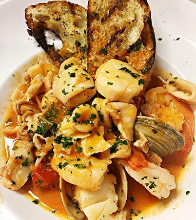 Cucina Italiana Pesce Of Zuppe Di Pesce Picture Of Vincenzo Cucina Italiana
