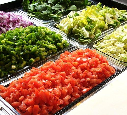 New Glasgow, Canada: Fresh veggies!