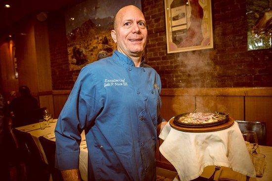 Executive Chef John P Greco Iii