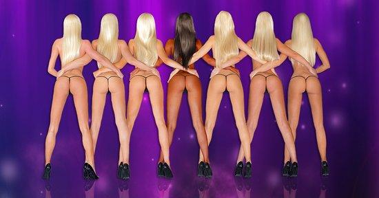 Nude big titted village women