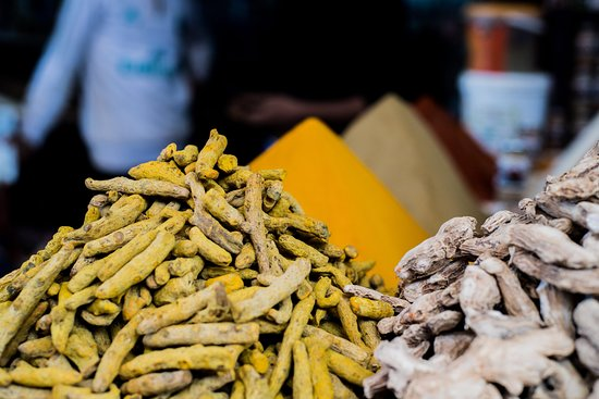 Rabat-Sale-Zemmour-Zaer Region, Fas: moroccan spices