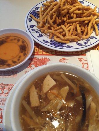 Newbury Park, Kalifornien: Hot and Sour Soup